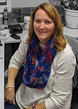 Anne Johnson - Office Manager - Diamond Rigging Corp