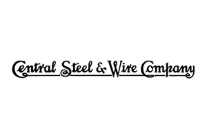 Central Steel & Wire Company Logo