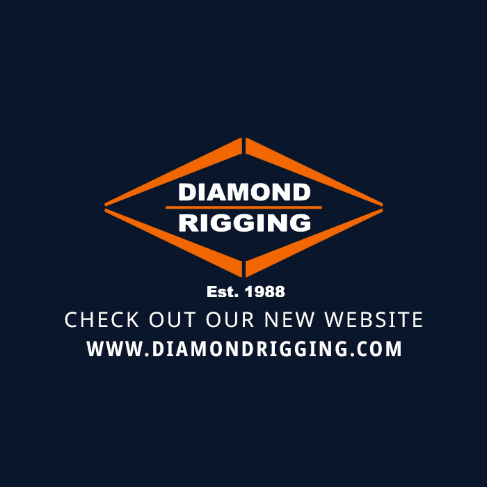 Diamond Rigging Launches New Website