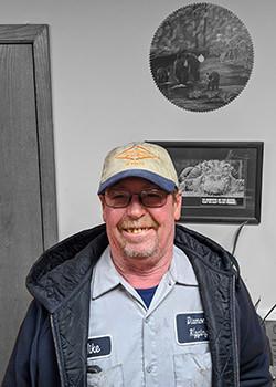 Mike F - Diamond Rigging Corp