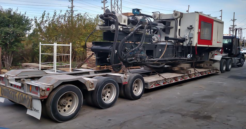Transportation - Diamond Rigging Corp